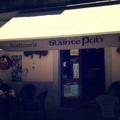 Photo taken at Novara di Sicilia by Samantha L. on 5/11/2013