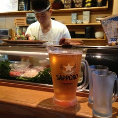 "Photo taken at Sushi Tomi by Andrew  ""drunkenkorean"" K. on 3/31/2013"