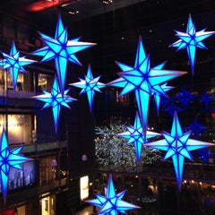 Photo taken at The Shops at Columbus Circle by Seven of 9. on 11/19/2012
