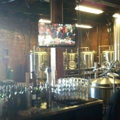Photo taken at Railyard Brewing Co. by Jeffery F. on 11/13/2012
