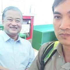 Photo taken at สำนักงานเขตห้วยขวาง (Huai Khwang District Office) by Patchara K. on 10/27/2014