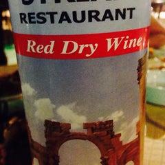 Photo taken at Syrian Club Restaurant by Anna Z. on 9/23/2014