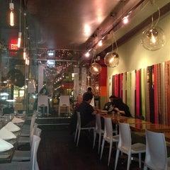 Photo taken at Dhaba by Vivian N. on 12/27/2012