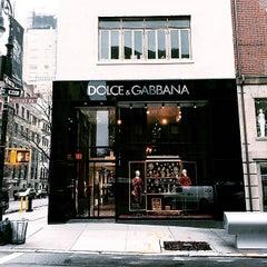 Photo taken at Dolce&Gabbana by William C. on 4/21/2015