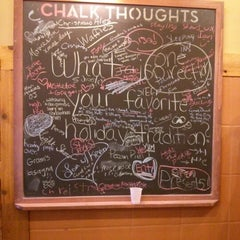Photo taken at Caribou Coffee by Jesse M. on 12/22/2012