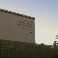 Photo taken at The Pickford Center for Motion Picture Study by Brian H. on 10/29/2012