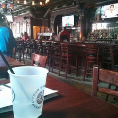 Photo taken at Brownstone Tavern & Grill by Chris C. on 7/26/2013