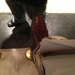 Photo taken at Jim's Shoe Repair by Chris K. on 4/26/2013