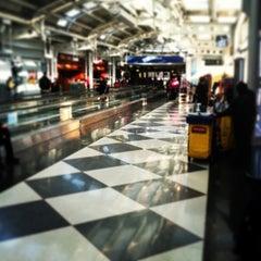 Photo taken at Gate C23 by Joe A. on 1/2/2013