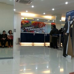 Photo taken at Bank Mandiri Juanda by Tanti G. on 12/30/2013