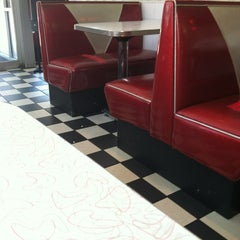Photo taken at Tom's Diner by Angi D. on 6/20/2013