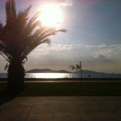 Photo taken at Dragos Marina by Mehmet Enes G. on 10/19/2013
