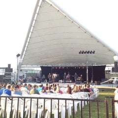 Photo taken at Little Lake Musicfest by Sarah P. on 6/29/2014