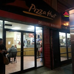 Photo taken at Pizza Hut by Richard T. on 2/22/2013