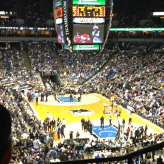 Photo taken at Target Center by Chelsie E. on 12/21/2012