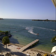 Photo taken at Hyatt Key West Resort and Spa by Ric M. on 10/23/2012