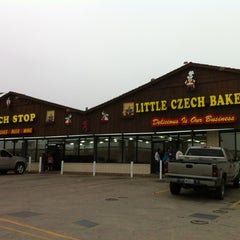 Photo taken at Czech Stop by Dust S. on 1/26/2013