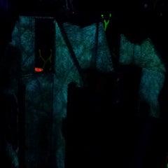 Photo taken at X-site Laser Tag & Games by Julie N. on 2/21/2015
