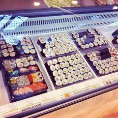 Photo taken at Sushi Wrap by Muhammad I. on 11/6/2012