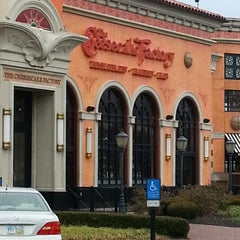 Photo taken at The Cheesecake Factory by Linda L. on 12/9/2012