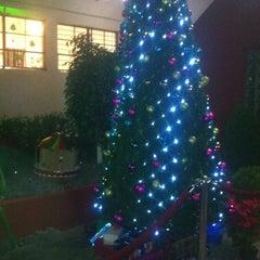 Photo taken at Centro Universitario Incarnate Word by Carlos S. on 11/24/2012