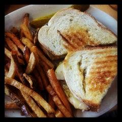 Photo taken at Kerbey Lane Café by Rachel P. on 11/3/2012