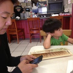 Photo taken at Gaffey Street Diner by Jean Y. on 7/4/2013