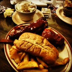 Photo taken at Chris' & Pitt's Restaurant by Ayan D. on 11/15/2012