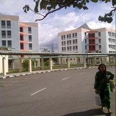 Photo taken at Politeknik Kota Kinabalu by Oliver A. on 11/10/2012
