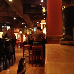 Photo taken at Rock Bottom Restaurant & Brewery by Tim M. on 3/5/2013