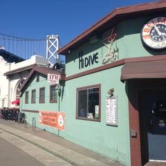 Photo taken at Hi Dive Bar by Bradley H. on 4/17/2013
