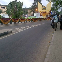 Photo taken at University Of Lagos by Tope A. on 10/10/2012