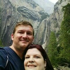 Photo taken at Lower Yosemite Falls by K3vin 5. on 9/13/2015