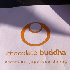 Photo taken at Chocolate Buddha by Vicky on 12/10/2012