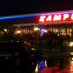 Photo taken at Kampüs Dinlenme Tesisleri by Serdar T. on 10/29/2012