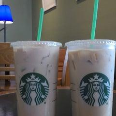 Photo taken at Starbucks by Mera V. on 5/26/2013