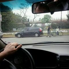 Photo taken at Avenida Brasil by Valneide F. on 10/14/2012