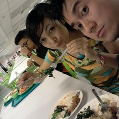 Photo taken at T1 Staff Canteen by Sigit H. on 9/18/2012