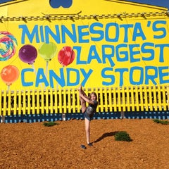 Photo taken at Minnesota's Largest Candy Store by Connie M. on 8/1/2013