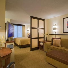 Photo taken at Hyatt Place Fort Lauderdale/Plantation by Brian L. on 6/19/2013