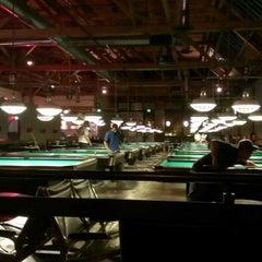 Photo taken at Garage Billiards by Tri D. on 10/26/2012