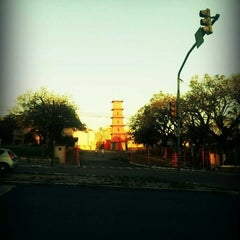 Photo taken at Posto Omega I (Ipiranga) by Marcelo Almeida on 9/24/2012