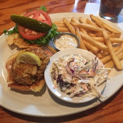 Photo taken at Glory Days Grill by Brandon M. on 4/26/2015