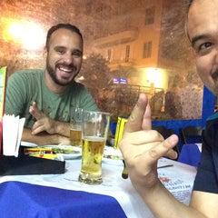 Photo taken at Princípe de Mônaco Bar e Restaurante by Marcelo B. on 6/13/2015