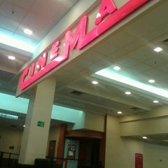 Photo taken at Cinemark by Luis H. on 4/26/2013