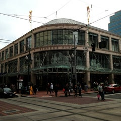Photo taken at Pioneer Place by Benjamin W. on 1/1/2013