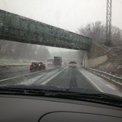 Photo taken at I-95 Exit 8 - Concord Pike (US/DE 202) by Dani F. on 12/29/2012