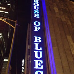 Photo taken at House of Blues by Tom B. on 9/22/2013