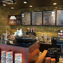 Photo taken at Starbucks by Tom B. on 10/19/2015
