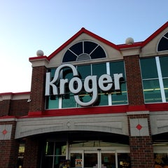 Photo taken at Kroger by Tom B. on 10/8/2013